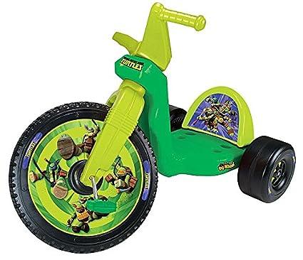 Amazon.com: Triciclo de carreras de Las tortugas ninjas ...