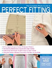 Here is the ultimate reference for fitting test garments and transferring accurate adjustments to patterns! No matter what size or shape you are, wearing garments that fit perfectly makes you look and feel better. Rather than ...
