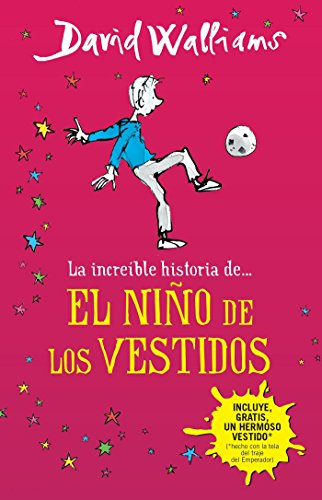 La increible historia del niño de los vestidos (Spanish Edition) [David Walliams] (Tapa Blanda)