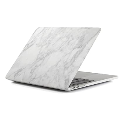 the best attitude 28474 8d8ff MacBook Air 13 Inch Case 2018, Halnziye MacBook A1932 Case, Smooth  Soft-Touch Hard Shell Cover Designed for MacBook Air 13 Inch with Retina  Display ...