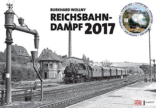 Reichsbahn-Dampf 2017: Kalender 2017