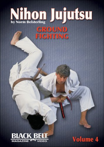 Nihon Jujutsu, Vol. 4: Ground Fighting - Dvd Jujutsu