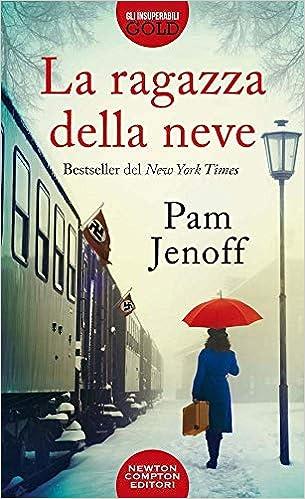 Libro- la ragazza della neve (italiano) copertina flessibile 8822720253
