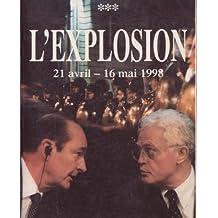 Explosion l'21avril-16mai