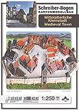 aue-verlag 33x 27x 10cm Ville médiévale modèle Kit