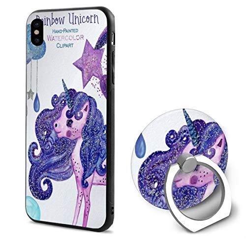 iPhone X Case Clipart Commercial Phone Holder Mobile Phone Shell Ring Bracket Special]()