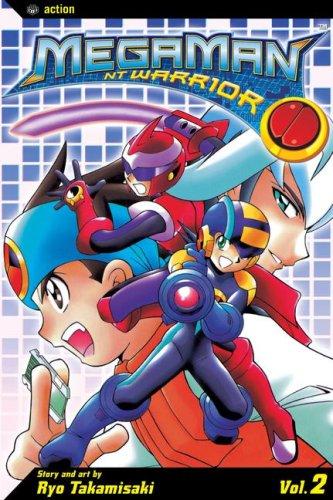 MegaMan NT Warrior, Vol. 2