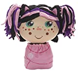 Flip Zee Girls Zuri Kitty Cat 2-in-1 Plush Doll by Jay at Play – Perfect Gift – Soft & Squeezable Toy Instantly Switches from 12in Baby to 18in Big Girl Surprise