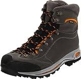 La Sportiva Men's Omega GTX Hiking Boot,Grey/Rust,43.5 EU/10.5 M US