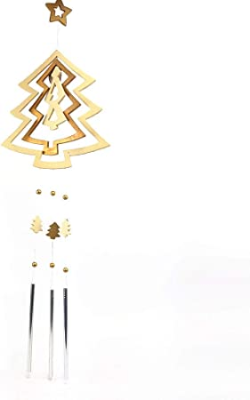 General Trade Wind Chimes Wind Chimes Christmas Tree Chime Chime Chime Chimes Christmas Tree Thoughts Sound Decorations Christmas Decoration Home Christmas Decoration Amazon Co Uk Kitchen Home