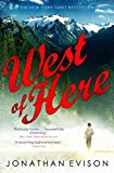 Front cover for the book West of Here by Jonathan Evison