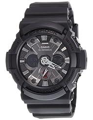 Men's G-Shock Analog/Digital Multi-Function Black Resin