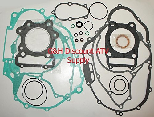 Namura COMPLETE FULL Gasket Kit Engine Motor for 1988-2000 Honda TRX 300 Fourtrax