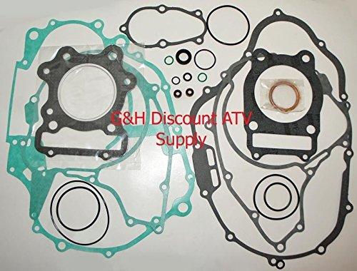 Namura COMPLETE FULL Gasket Kit Engine Motor for 1988-2000 Honda TRX 300 Fourtrax Atv Complete Gasket Kit