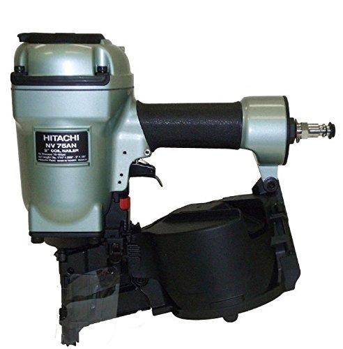 Hitachi NV75AN Coil Pallet Nailer, 1-3/4 inch to 3 inch #NV75AN