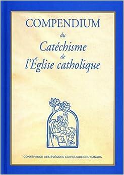 Book Compendium Du Catechismede L'Eglise Catholique (French Edition)