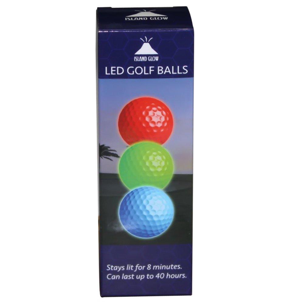 Tyle Golf LLC LED Light up Golf Balls