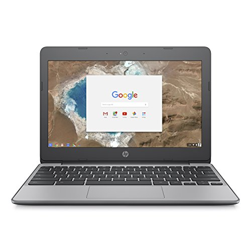 HP Chromebook 11-v010nr HD Silver