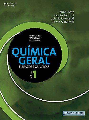 Química Geral e Reações Químicas - Volume 1