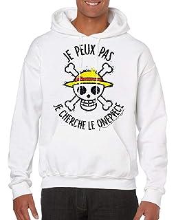 Je Cherche Capuche Peux One Kanto À Piece Geek Pas Sweat Factory 7Yf6vybg