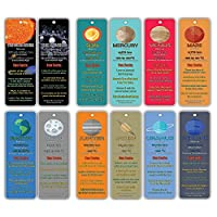 Planets and Universe Bookmarks (60-Pack)