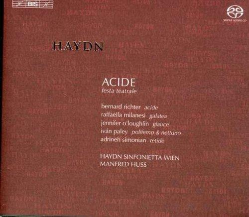 HAYDN / RICHTER / MILANESI / PALEY / SIMONIAN