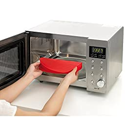 Lekue Omelette Maker, Model # 3402700R10U008, Red
