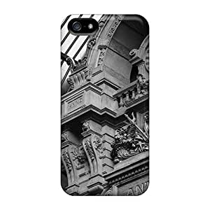 Premium Durable The Time Stopped Fashion Iphone 5/5s Protective Cases Covers