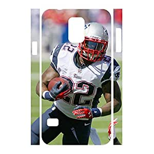 Advanced Sports Series Football Series Symbol Phone Accessories Shell for Samsung Galaxy S5 I9600 Case