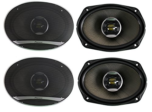 PIONEER TS-D6902R 2 WAY 6X9 360W CAR SPEAKERS