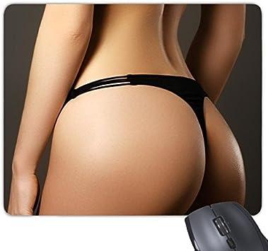 Pretty Gal Briefs Babe Hot Sexy Girl Ass Butt Lady Illustration