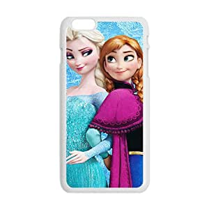 Frozen lovely sister fashion Cell Phone Case for iPhone plus 6