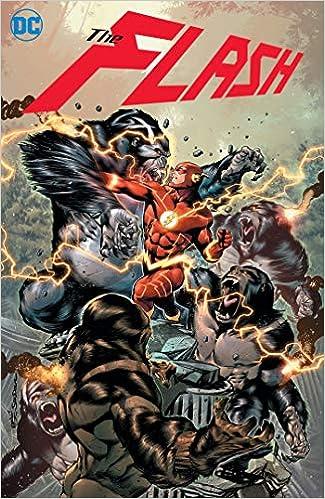 663fd025f93 Amazon.com: The Flash Vol. 10: Force Quest (9781401291419): Joshua  Williamson: Books