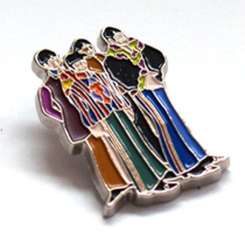 The Beatles Yellow Submarine Band Official Pin Badge
