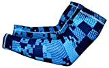DeSoto Shield Del Sol Arm Coolers (X-Large, Blue Print)