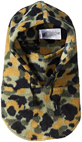 DC Hood Clava, Camouflage Lodge Men, One Size