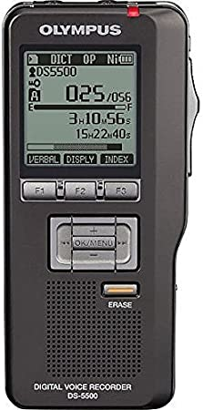Olympus DS-5000 Digital Voice Recorder Value Pack 90 DAYS WARRANTY FREE SHIPPING