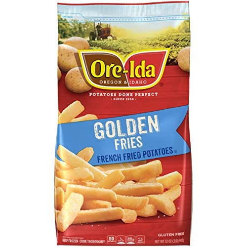 Ore-Ida, Golden Fries, French Fried Potatoes, 32 oz (Frozen)