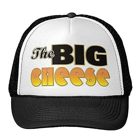 The Big Cheese Hat (Chief Head Snapback)