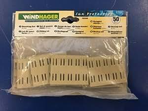 Windhager–Herraje de Juego para madera 50unidades 10960