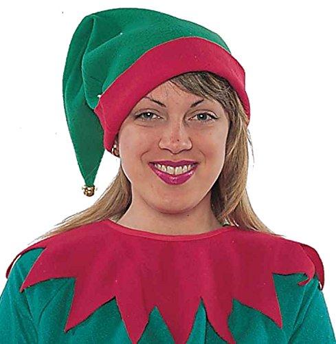 [Forum Novelties Men's Santa's Helper Costume Kit, Multi, One Size] (Womens Christmas Elf Costume)