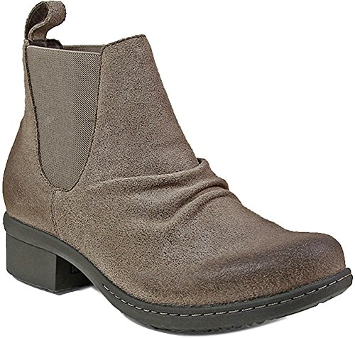 Bogs Womens Auburn Slip-On Chelsea Boot Taupe Size 6.5
