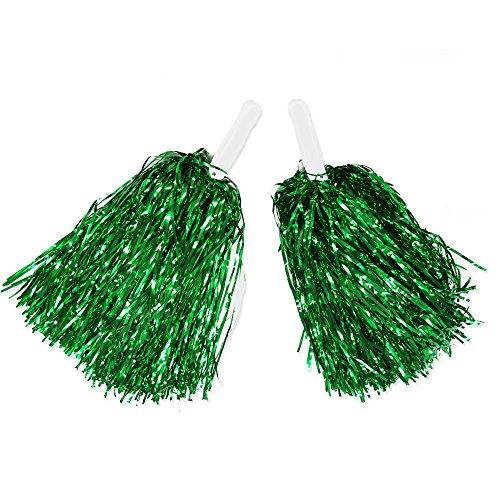 Uniton UNI - Cheerleader pom-poms (Green)