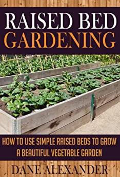 how to make a simple raised vegetable bed