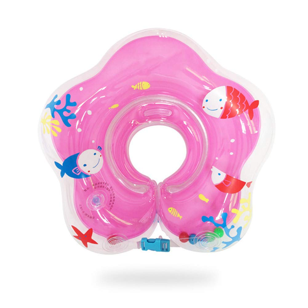 HIXGB Baby Schwimmen Ring, Baby Schwimmen Aufblasbare Zubehör Hals Ring Rohr Sicherheit Infant Float Kreis für Baden, Innendurchmesser - 10,5 cmB07PZ7Q8P8Luftmatratzen & AufblasartikelSpielzeug mit kindlichen Herzen herstellen  | Schön und charm