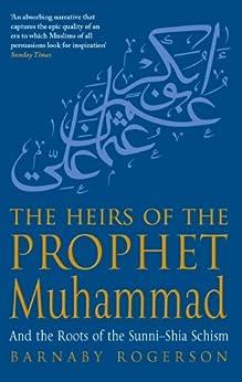 Heirs Prophet Muhammad Sunni Shia Schism ebook product image
