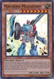 Yu-Gi-Oh! - Machina Megaform (NECH-EN036) - The New Challengers - 1st Edition - Super Rare