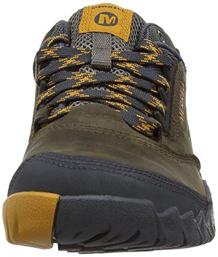 Merrell ANNEX GTX - Zapatillas de senderismo para hombre Braun/Grau