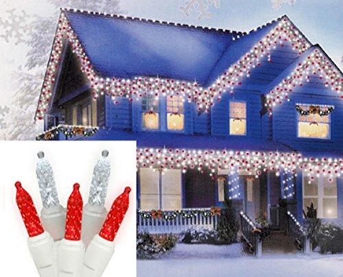 M5 Cool White Led Christmas Lights - 7