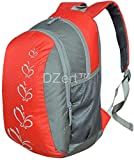 DZert Butterflay Small Kids School Bag 14L (3 - 5 years age) (Red)